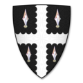 Armorial Bearings of the PROSSER family of Belmont, Clehonger, Herefordshire.png