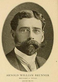 Arnold W. Brunner American architect