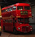 Arriva London Routemaster bus RM5 (VLT 5), Brixton Hill tram shed, route 159, 9 December 2005.jpg