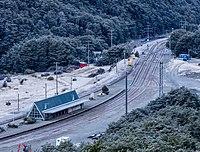 Arthur's Pass Train Station, Arthur's Pass National Park, New Zealand.jpg