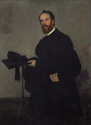 Selwyn College, Cambridge - First Master of Selwyn College, The Right Reverend Arthur Lyttelton