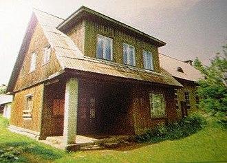 Aruküla - Aruküla old culture centre