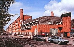 Expressionist architecture - Dutch expressionism (Amsterdam School), Het Schip apartment building in Amsterdam, 1917–20 (Michel de Klerk)
