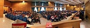Rete degli Studenti Medi - Image: Assemblea Nazionale Rete degli Studenti Medi 2015