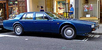 William Towns - Image: Aston Martin Lagonda