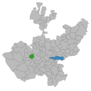 Municipality and city in Jalisco, Mexico