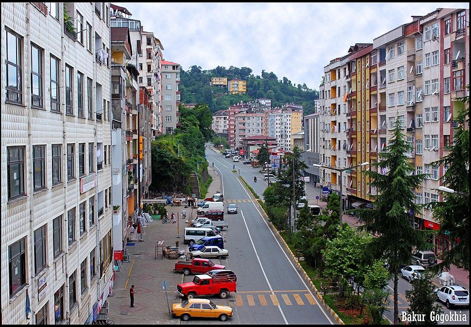 Atina-Pazar, Rize, Lazistan ქ. ათინა, ლაზეთი