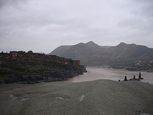 View of Attock Fort