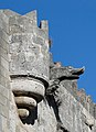 Auberge of the lingua of France - Gargoyle 05.jpg