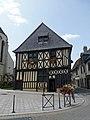 Aubigny-sur-Nère-Maison dite de François Ier.jpg