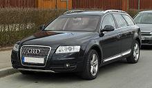 Audi a6 wikipedia facelift a6 allroad quattro 30 tfsi sciox Choice Image