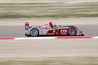 Champion Racing - Miller Motorsports Park