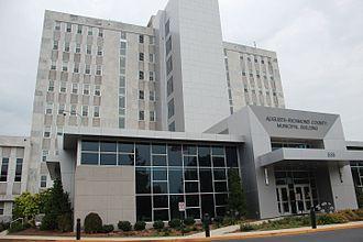 Richmond County, Georgia - Image: Augusta Richmond County Municipal Building, May 2017 2