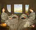Augustus Leopold Egg - The Travelling Companions - Google Art Project.jpg