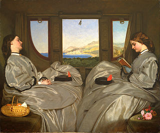 painting by Augustus Egg