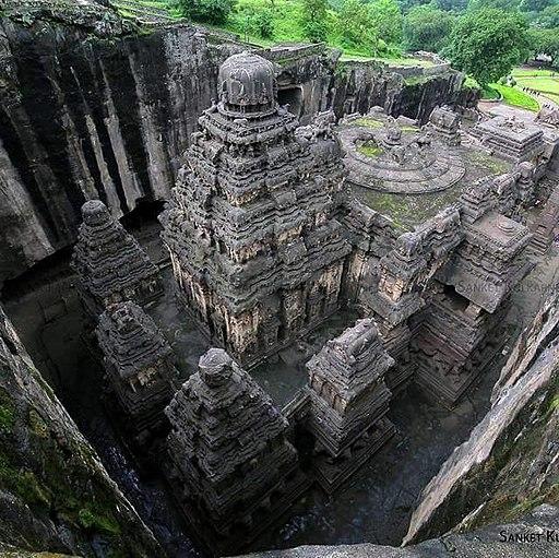 Aurangabad,ellora kailash temple