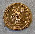 Aureus of 1-70th of a Roman pound, Diocletianus, Antiochia, 284 AD - Bode-Museum - DSC02593.JPG