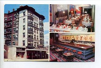 Aurora Hotel (Worcester, Massachusetts) - Aurora Hotel in Worcester, MA