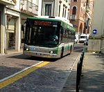 Autobus BredaMenarinibus Avancity di MOM-Mobilità di Marca, per Castagnole, Linea 21.jpg