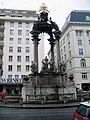 Autriche Vienne Hoher Markt Vermahlungsbrunnen - panoramio.jpg