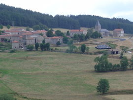A general view of Auvers