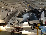 Avenger Static Desplay USS lexington 2013.JPG