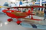 Aviat Christen Eagle II, 1984 - Evergreen Aviation & Space Museum - McMinnville, Oregon - DSC00756.jpg