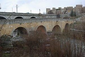 Roman bridge of Ávila - Roman bridge of Ávila.