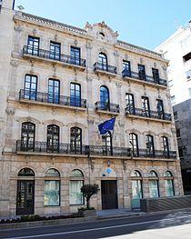 Axencia Comunitaria de Control da Pesca, Vigo.JPG