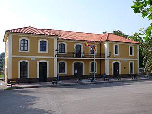 Marina de Cudeyo - Marina de Cudeyo's Town Hall