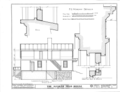 Azabah Field House, Main Street, Cheshire, New Haven County, CT HABS CONN,5-CHESH,2- (sheet 8 of 9).png
