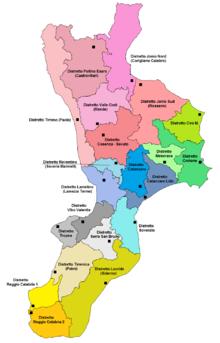 Cartina Calabria Catanzaro.Servizio Sanitario Della Calabria Wikipedia