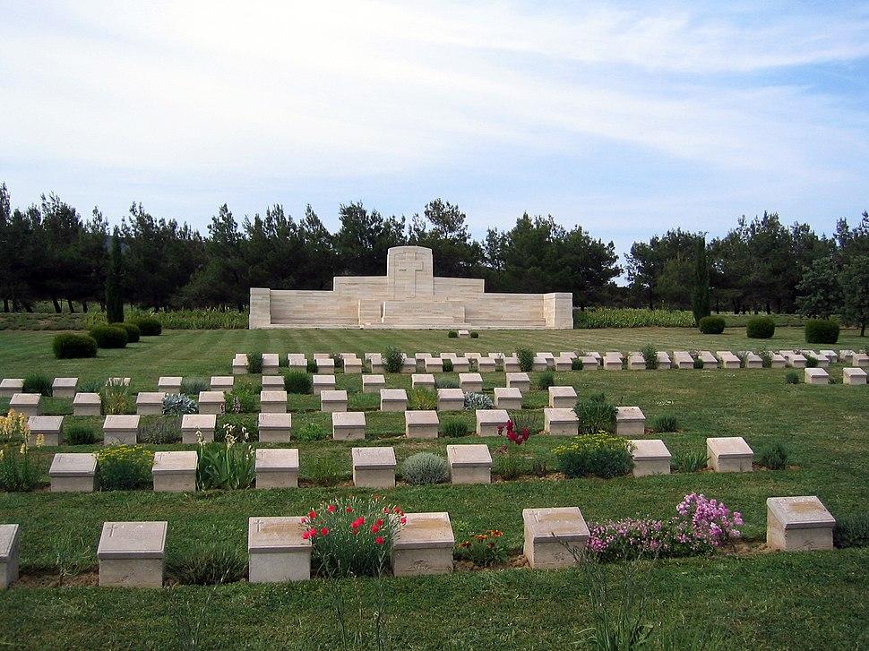 Azmak Cemetery, Gallipoli Peninsula