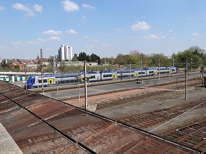 File:Béthune - Gare de Béthune (20).JPG