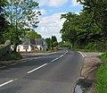 B3054 road junction at Portmore - geograph.org.uk - 174749.jpg