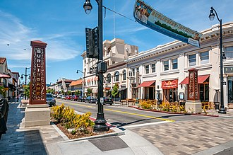 Burlingame, California - Burlingame Avenue