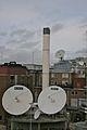 BBC Television Centre satellite dishes 2.jpg