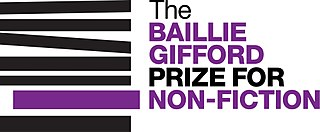 Baillie Gifford Prize Non-fiction writing award