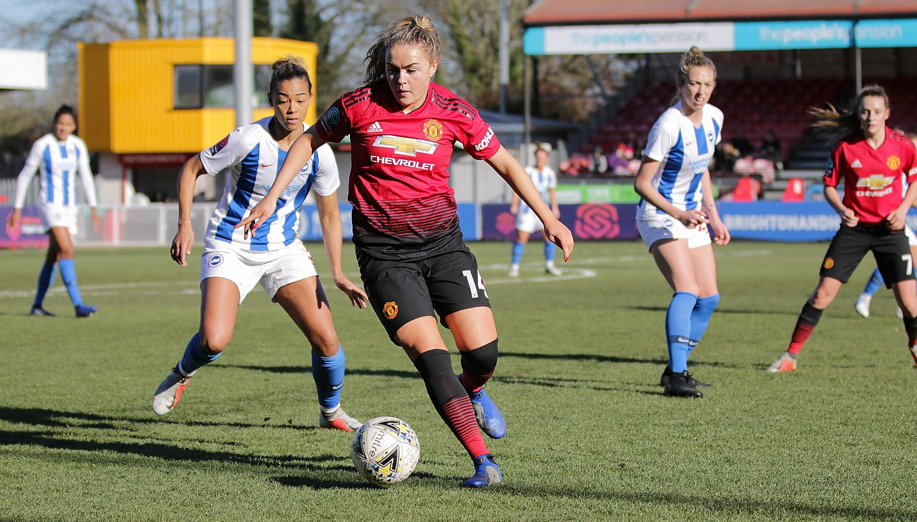 BHA Women 0 Man Utd Women 2 WFAC 4th rd 03 02 2019-655 (33110622748).jpg