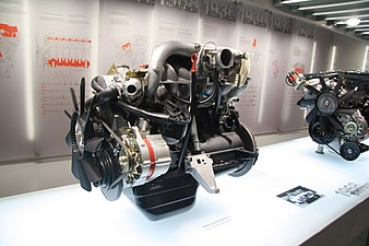 m20 engine- intake side