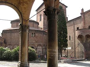 Santo Stefano, Bologna - Image: BO 7chiese