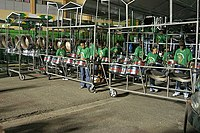 The BP Renegades Steel Orchestra