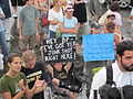 BP Oil Spill Protest NOLA Junk Shot Turducken.JPG
