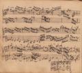 BWV 849-Prélude-dernières mesures - Clavierbüchlein pour Wilhelm Friedemann Bach (1720) no. 22.png