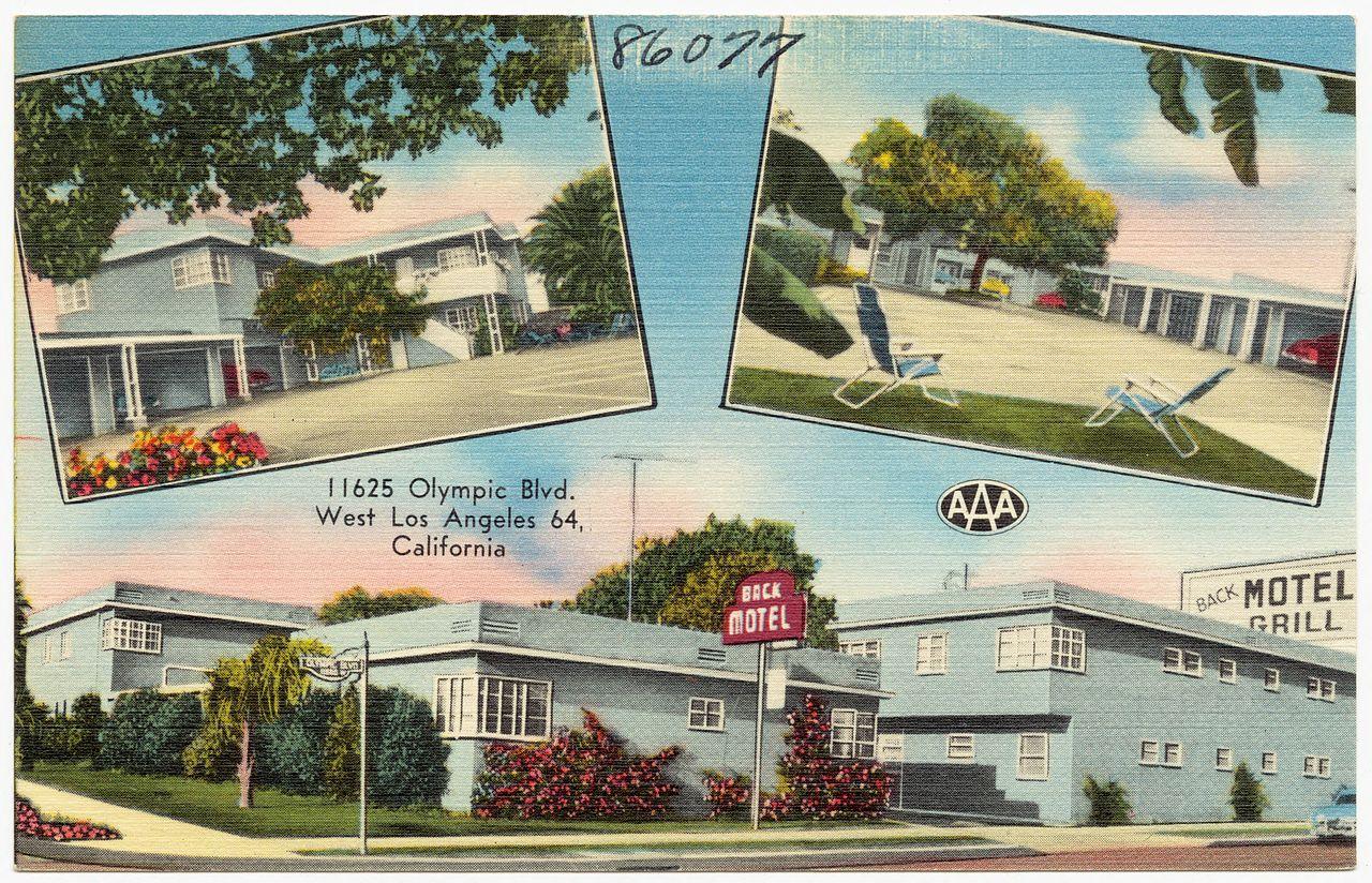 Motels In Los Angeles Ca