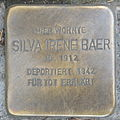 Bad Neuenahr Stolperstein Silva Irene Baer 2897.JPG