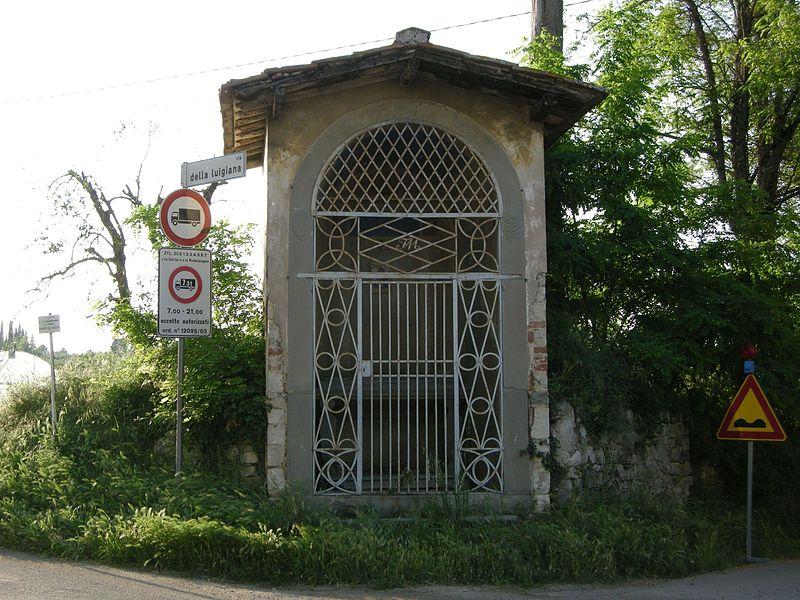 Datei bagno a ripoli tabernacolo via della luigiana jpg for I c bagno a ripoli capoluogo