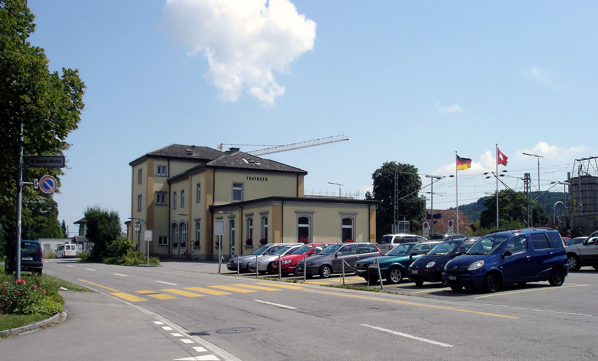 Bahnhof Thayngen.JPG