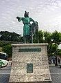 Baiona - 07 - Estatua de Alfonso IX.jpg