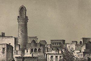 Muhammad Mosque - Image: Baku Munster